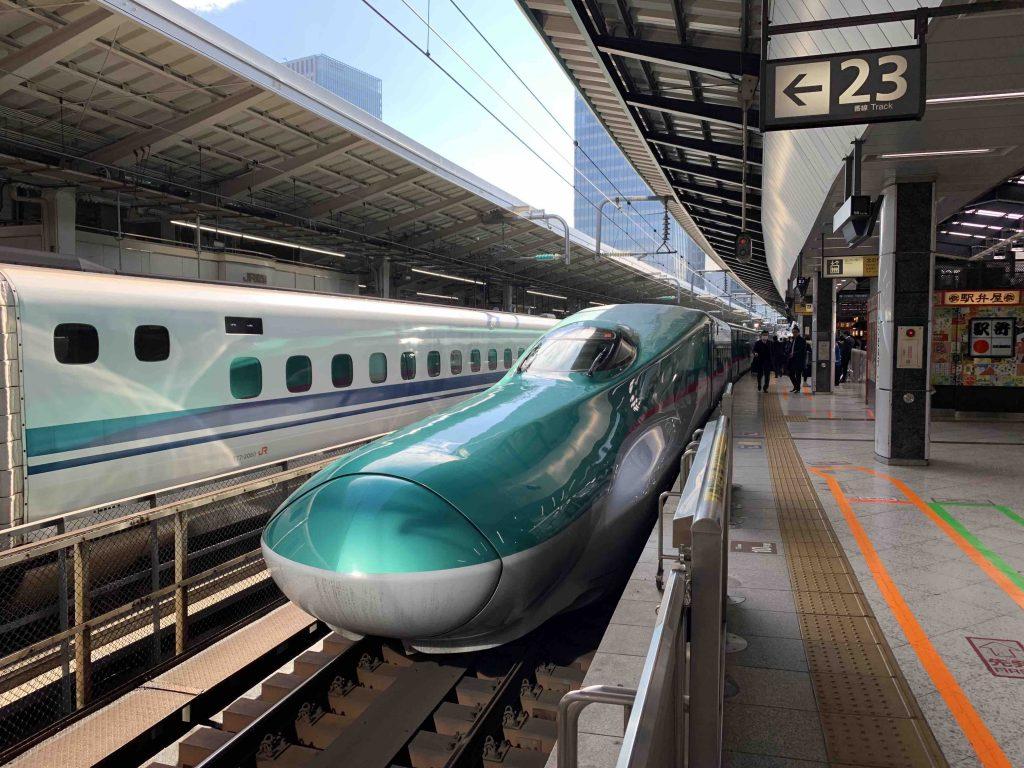 鬼怒川 新幹線